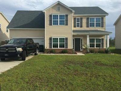 Hinesville Single Family Home For Sale: 1075 Marne Boulevard