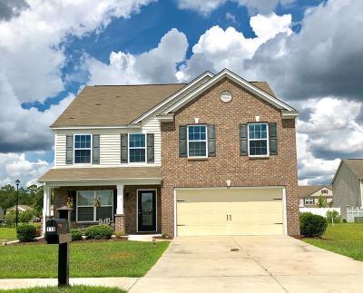 Hinesville Single Family Home For Sale: 113 Davila Street