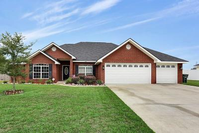 Hinesville Single Family Home For Sale: 1116 Creek Drive