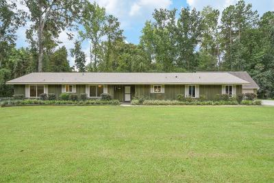 Hinesville Single Family Home For Sale: 452 Timberlane Circle