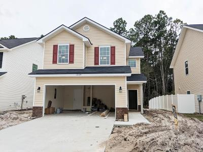 Griffin Park Single Family Home For Sale: 1269 Cypress Fall Circle