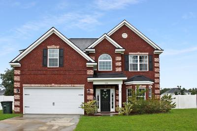 Hinesville Single Family Home For Sale: 608 Red Oak Lane