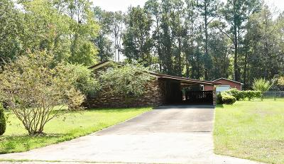 Hinesville Single Family Home For Sale: 17 Dogwood Street