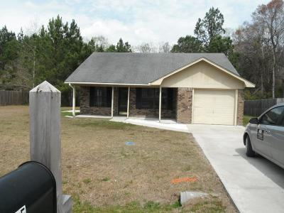 Hinesville Single Family Home For Sale: 25 Hunters Branch Drive