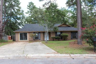 Hinesville Single Family Home For Sale: 805 Grove Place