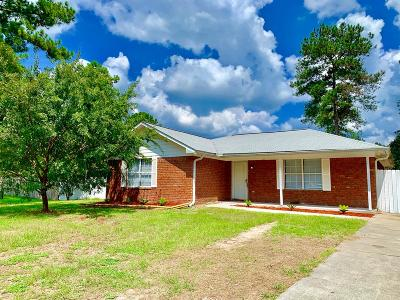 Hinesville Single Family Home For Sale: 81 Angie Street