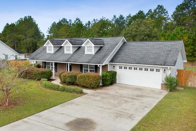 Hinesville Single Family Home For Sale: 179 Parish Loop NE