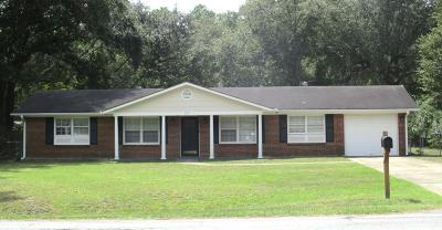 Hinesville Single Family Home For Sale: 203 W General Stewart Way