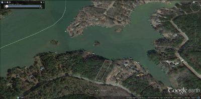 Waterfront For Sale: Lot 58 Lake Crest Dr