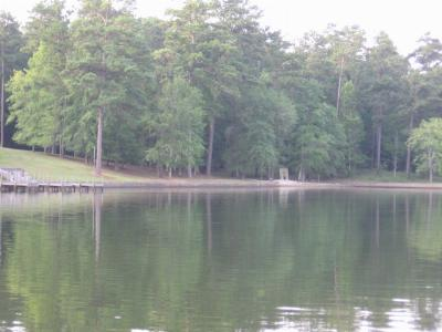 Milledgeville GA Waterfront For Sale: $103,500
