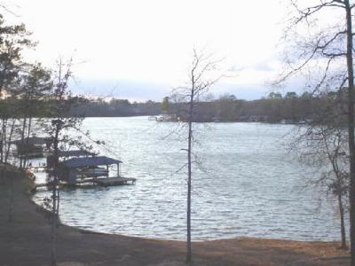 Sparta GA Waterfront For Sale: $175,000