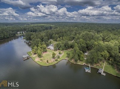 Eatonton GA Waterfront For Sale: $109,900