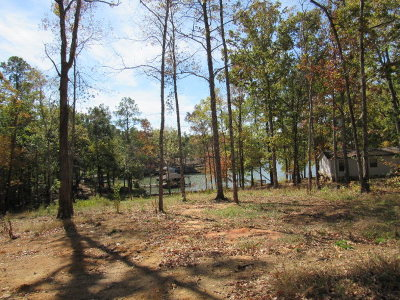 Sparta GA Waterfront For Sale: $84,900