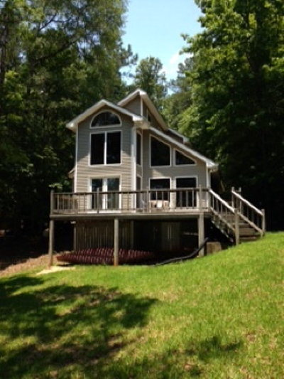 Waterfront For Sale: 115b Sunfish Trail