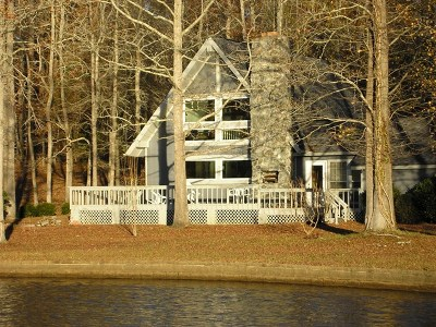 Waterfront For Sale: 144 Tanglewood Ct