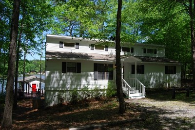 Waterfront For Sale: 168 Crooked Creek Bay Road