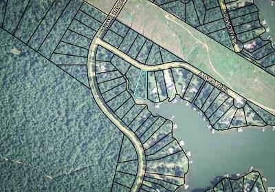 Waterfront For Sale: Lot 460 Azalea Trail
