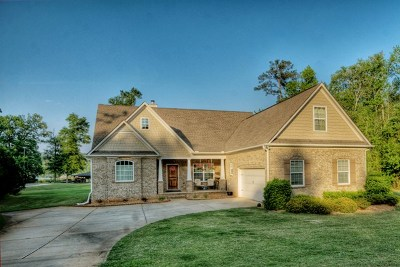 Eatonton GA Waterfront For Sale: $479,900