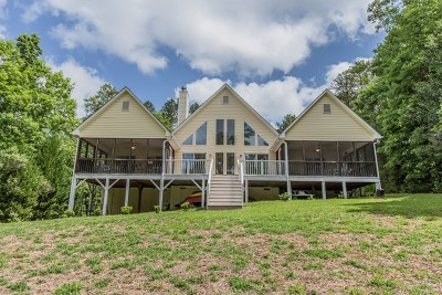 Waterfront For Sale: 421 Sandy Run Drive