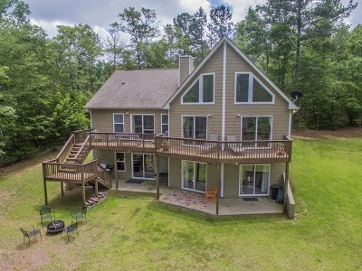 Sparta GA Waterfront For Sale: $378,442