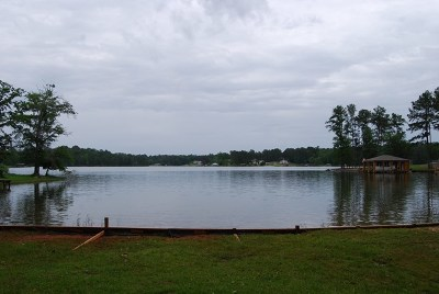Sparta GA Waterfront For Sale: $155,000