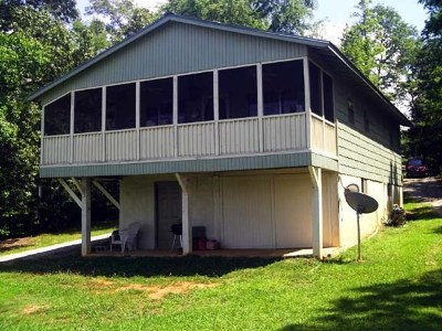 Waterfront For Sale: 168 Cedar Lake Dr.