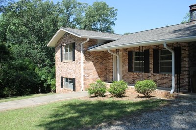Milledgeville GA Waterfront For Sale: $364,500