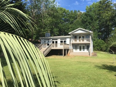 Milledgeville GA Waterfront For Sale: $429,900