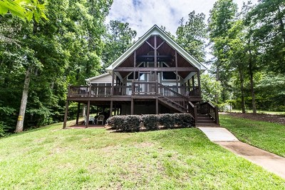 Eatonton GA Waterfront For Sale: $325,000