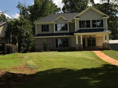 Milledgeville GA Waterfront For Sale: $654,900
