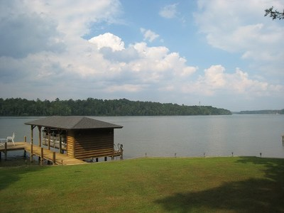 Sparta GA Waterfront For Sale: $149,900