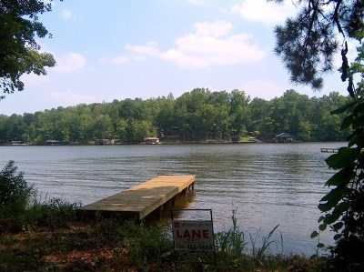 Eatonton GA Waterfront For Sale: $119,000