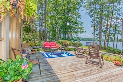 Milledgeville GA Waterfront For Sale: $503,000
