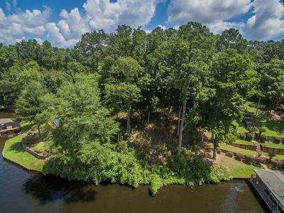 Waterfront For Sale: Lot 120 Sunfish Trail