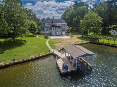 Putnam County, Baldwin County Waterfront For Sale: 109 Spruce Point