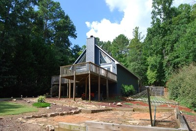 Eatonton GA Waterfront For Sale: $229,000