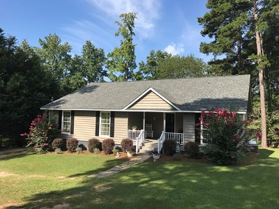 Milledgeville GA Waterfront For Sale: $319,000