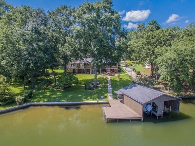 Waterfront For Sale: 115 Cold Branch Lane
