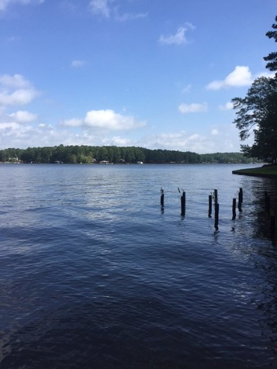 Milledgeville GA Waterfront For Sale: $160,000