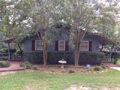 Putnam County, Baldwin County Waterfront For Sale: 205 Admiralty Way