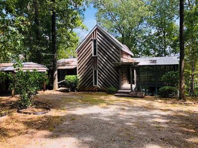 Putnam County, Baldwin County Waterfront For Sale: 103 Shelton Lane