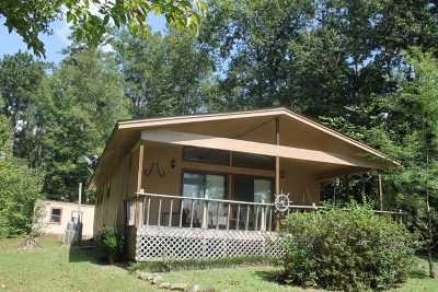 Putnam County, Baldwin County Waterfront For Sale: 118 Turtle Ct
