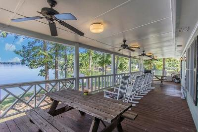 Waterfront For Sale: 2265 Oconee Dr