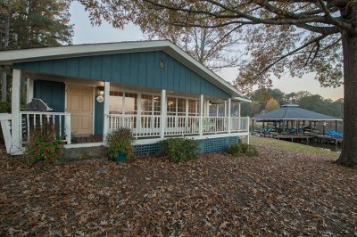 Milledgeville GA Waterfront For Sale: $374,000