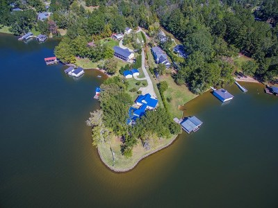 Waterfront Under Contract: 306 A Cold Branch Rd.