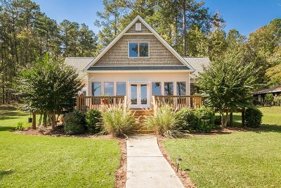 Putnam County, Baldwin County Waterfront For Sale: 139 Pinewood Dr