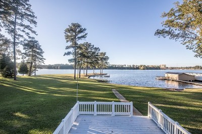 Milledgeville GA Waterfront For Sale: $419,000