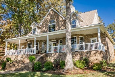 Sparta GA Waterfront For Sale: $590,000