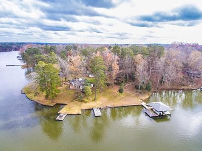 Eatonton GA Waterfront For Sale: $619,000