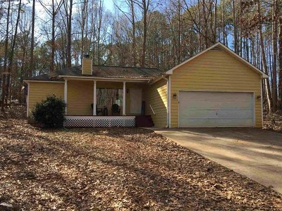 Buckhead, Eatonton, Milledgeville Single Family Home For Sale: 101 W. River Bend Drive